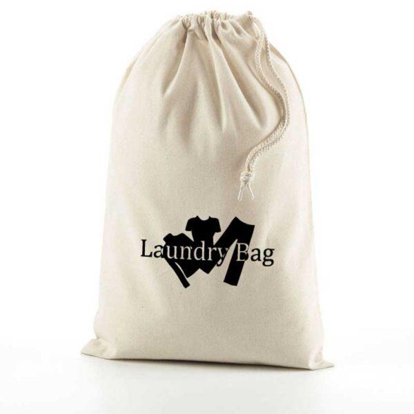 Τσάντα non woven πουγκί βαμβακερό
